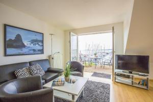 OG-Wohnung-Haus-Marina, Apartmány  Großenbrode - big - 24