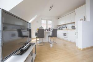 OG-Wohnung-Haus-Marina, Apartmány  Großenbrode - big - 36