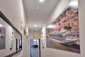 Train Lisbon Hostel