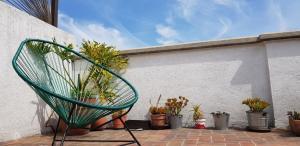 Roma Sur 1 Bedroom Apartment, Апартаменты  Мехико - big - 1