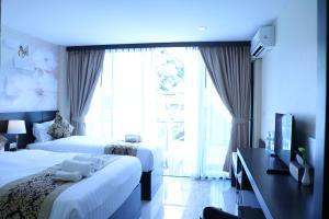 Sky Beach, Hotels  Ao Nang Beach - big - 33