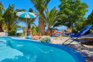 Villa Ginestra, Vily  Scopello - big - 7