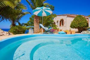 Villa Ginestra, Villas  Scopello - big - 1