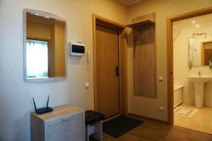 Like at home on Pozharnaya 35, Ferienwohnungen  Orjol - big - 27