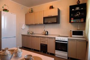 Like at home on Pozharnaya 35, Apartmanok  Orjol - big - 25