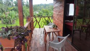 Cabinas Ecologico, Cahuita