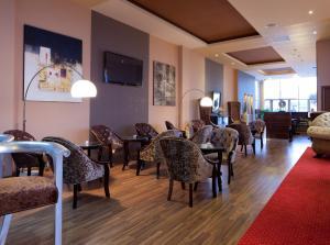 Sky Hotel, Отели  Орадя - big - 39