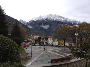 Artemis Apartments, Aparthotely  Konitsa - big - 5