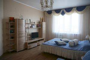 Like at home on Pozharnaya 35, Apartmanok  Orjol - big - 19