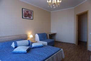 Like at home on Pozharnaya 35, Apartmanok  Orjol - big - 18