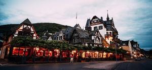 Hotel Krone Assmannshausen - Aulhausen