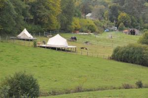 Location gîte, chambres d'hotes Air de Camping - Chemin de Traverse dans le département Haute Marne 52