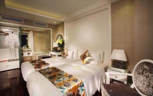 Golden Silk Boutique Hotel, Hotel  Hanoi - big - 33