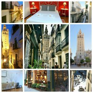 Giralda-Cathedral apartament
