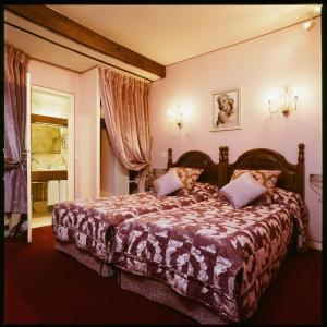 Grand Hôtel Dechampaigne, Hotely  Paříž - big - 39