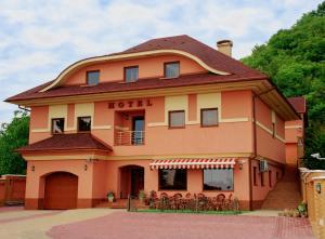 Отель Магнат, Мукачево