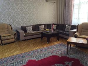 2 Bedroom Apartment Near Metro Nizami, Ferienwohnungen  Baku - big - 11