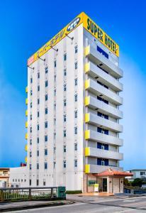 Super Hotel Okinawa Nago - Unsa