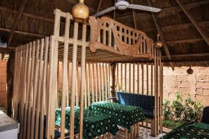Residence Hotel Lwili, Отели  Уагадугу - big - 47