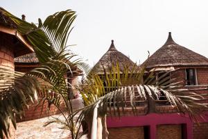 Residence Hotel Lwili, Отели  Уагадугу - big - 33