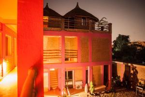 Residence Hotel Lwili, Отели  Уагадугу - big - 36