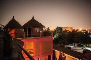 Residence Hotel Lwili, Отели  Уагадугу - big - 43