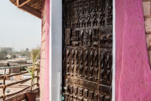 Residence Hotel Lwili, Hotely  Ouagadougou - big - 40