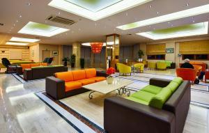 Sirios Village Hotel & Bungalows - All Inclusive, Szállodák  Káto Daráco - big - 82
