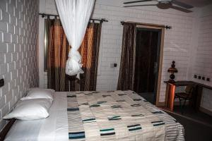 Residence Hotel Lwili, Hotely  Ouagadougou - big - 19