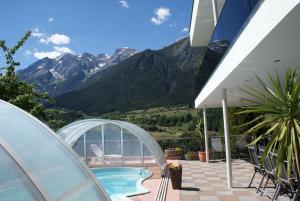 Ferienhaus Freizeit - Hotel - Landeck