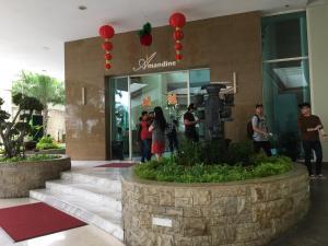 Peggy Central Park Residences, Apartments  Jakarta - big - 24