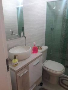 Residencial Premium, Ferienwohnungen  Mongaguá - big - 29
