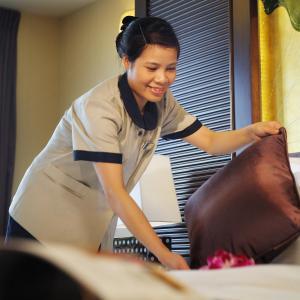 Golden Silk Boutique Hotel, Hotel  Hanoi - big - 54