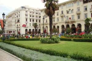 Aristotelous Square Luxury Apartment, 54623 Thessaloniki