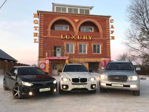 Отель Luxury, Карасук