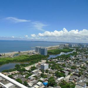 Cartagena de Indias Vista Caribe, Apartmanok  Cartagena de Indias - big - 1