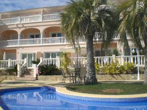 Parques Casablanca, Apartments  Benissa - big - 45