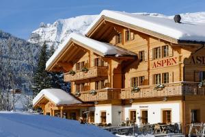 Aspen Alpine Lifestyle Hotel, Hotely  Grindelwald - big - 51