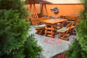 Accommodation in Sibiu