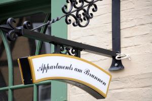 Apartments am Brunnen - Friedrichsaue