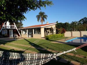 Chalé na represa, Dovolenkové domy  Piracaia - big - 1