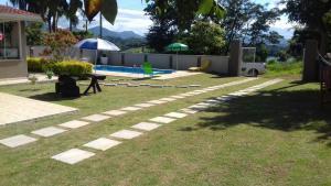 Chalé na represa, Case vacanze  Piracaia - big - 5