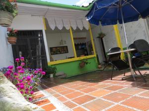 Hostal Madre Tierra, Мини-гостиницы  Хардин - big - 41