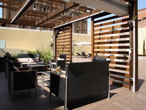 Hotel & Spa Villa Olimpica Suites, Отели  Барселона - big - 70