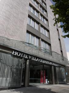 Hotel & Spa Villa Olimpica Suites, Отели  Барселона - big - 27