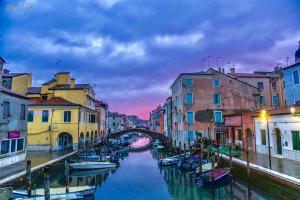 Auberges de jeunesse - Chioggia Bridges
