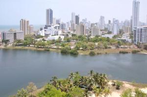 Apartamentos Cartagena, Apartmanok  Cartagena de Indias - big - 14