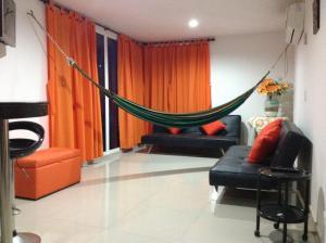 Apartamentos Cartagena, Apartmanok  Cartagena de Indias - big - 3