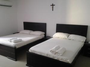 Apartamentos Cartagena, Apartmanok  Cartagena de Indias - big - 11