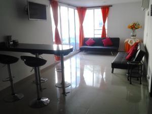Apartamentos Cartagena, Apartmanok  Cartagena de Indias - big - 5